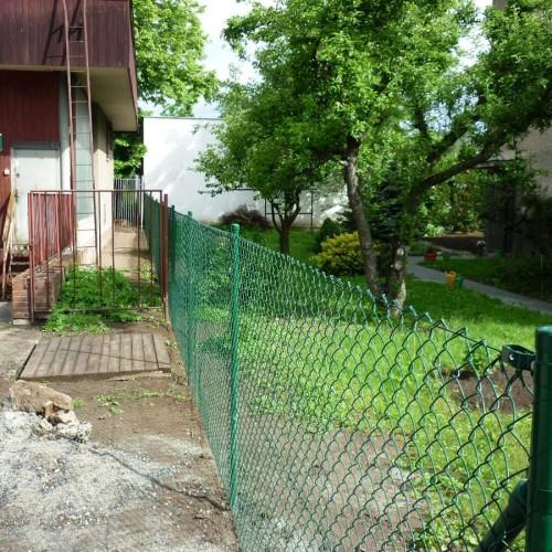 Fotografie ze stavby plotů 05