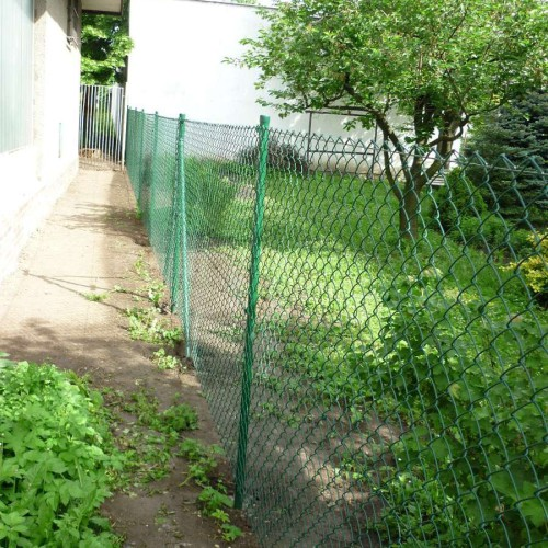 Fotografie ze stavby plotů 07