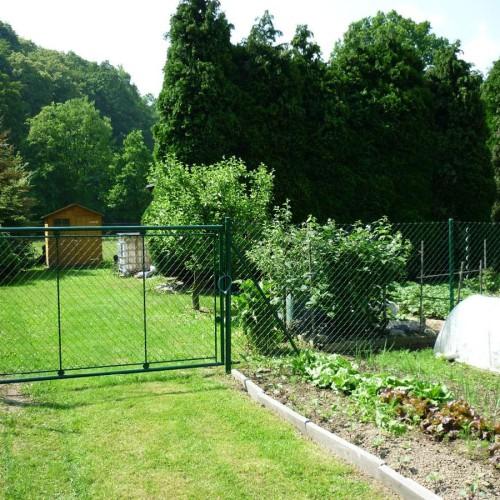 Fotografie ze stavby plotů 13
