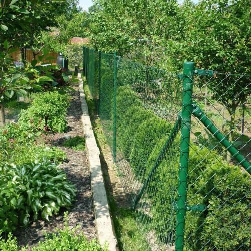 Fotografie ze stavby plotů 14