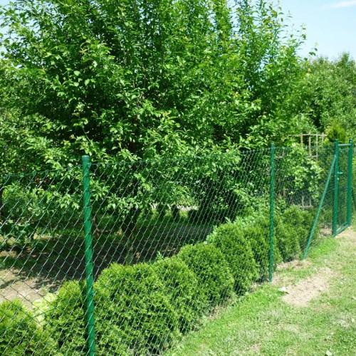 Fotografie ze stavby plotů 15