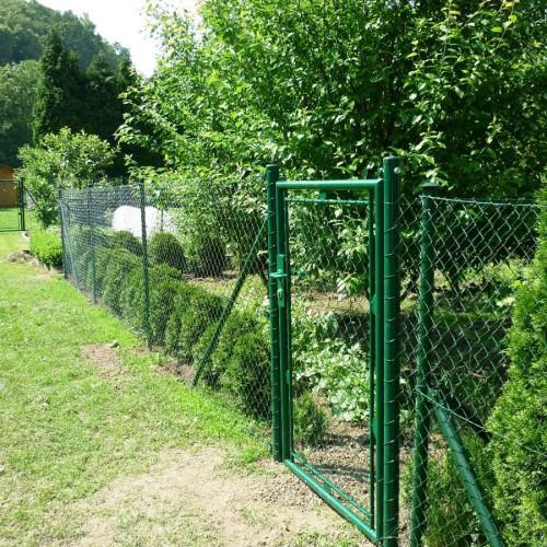 Fotografie ze stavby plotů 16